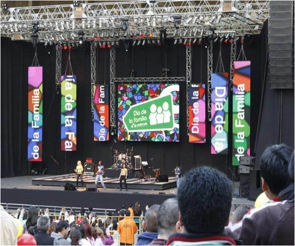 Portable LED Display / Outdoor LED Billboard for Advertising Events (P6.67 P8 P10)