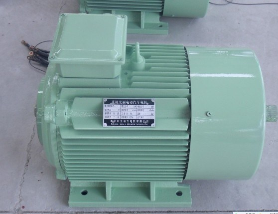 4-6kw-1500rpm Brushless Permanent Magnet DC Motor