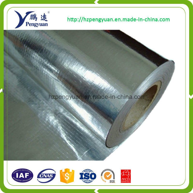 Thermal Insulation Foil Woven 3D Box Liner Material for Container Liner