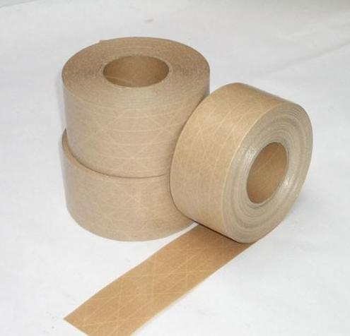 China Water Activated Kraft Paper Tape China Water