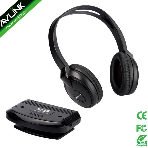 Bluetooth Wireless FM Radio Heads