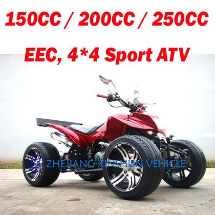 Equipment   Auto Racing on Eec 150cc   200cc   250cc Racing Atv   China Atv Racing Atv