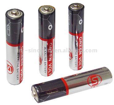 LR03 AAA Size Alkaline Battery