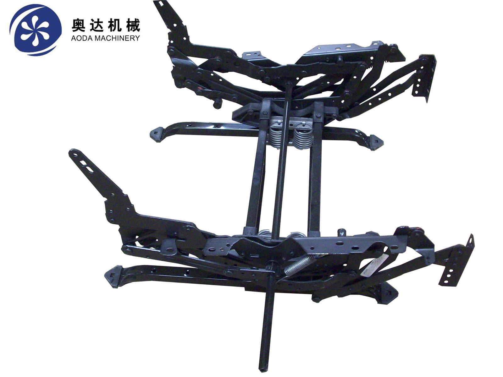 China Rocker Recliner Mechanism Ad4183 China Recliner Mechanism Sofa Recliner Mechanism