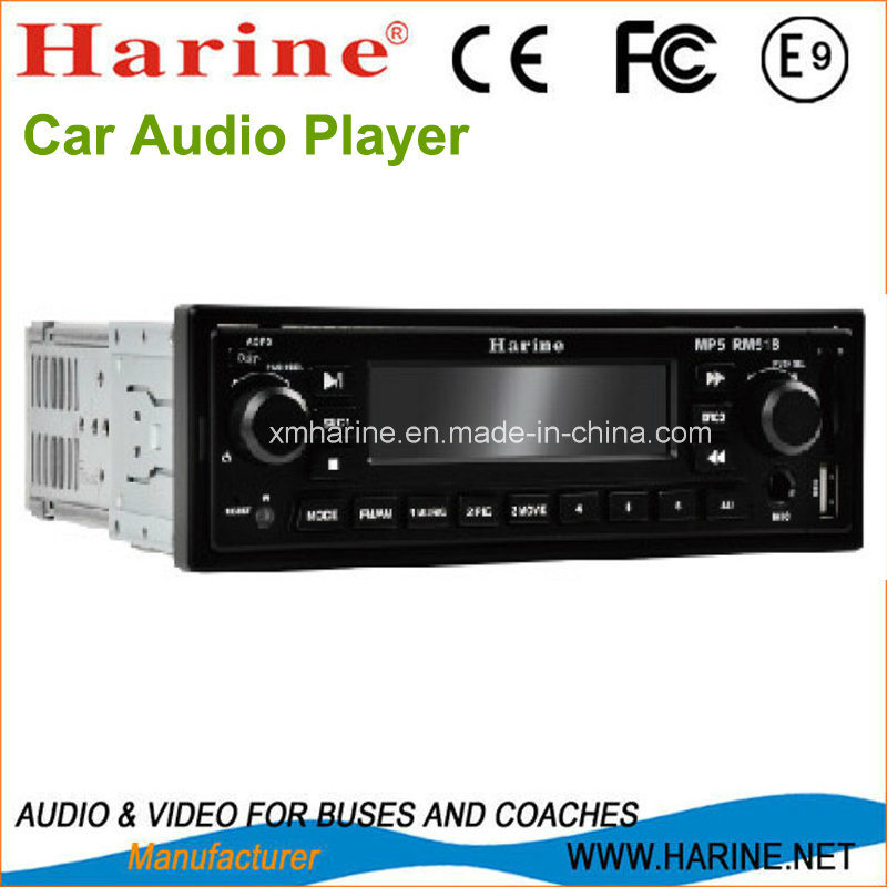 Vehicle HDD Player Advertising Bus Media Player