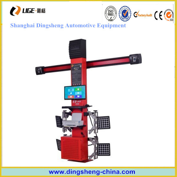 Car Workshop Wheel Alignment Advance Machines