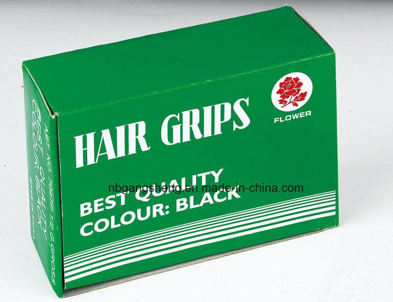 Popular Metel Hair Bobby Pin Shanghai Flower 7047p