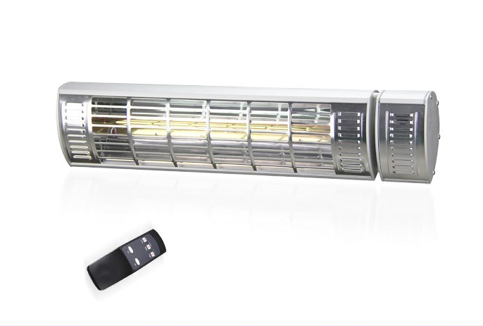 High Efficiency Bathroom Heater Infared Heater Patio Electric Heater with Infrared Lamp Waterproof IP65