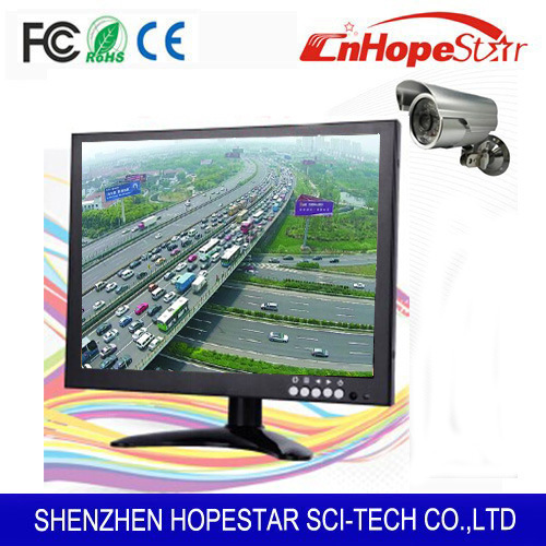 Industrial 10.1′′ Inch CCTV Monitor/LCD Computer Monitor with BNC HDMI AV
