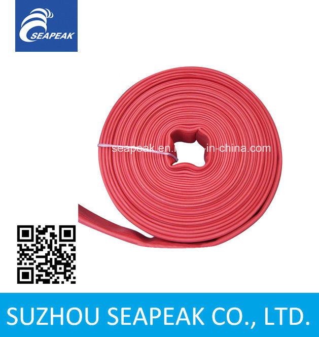 """Rubber Covered Fire Hose (1"""" ~ 4"""")"""