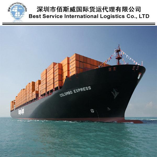 International Freight Forwarding - Sea Freight (China forwarder)