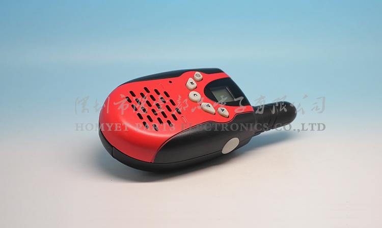 Digital PMR Wireless Handheld Walkie-Talkie for Children (HY-WT04 RD)
