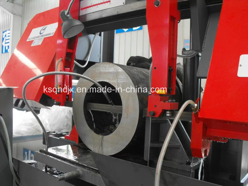 Saw Cutting Machine with High Quaity Bandsaw