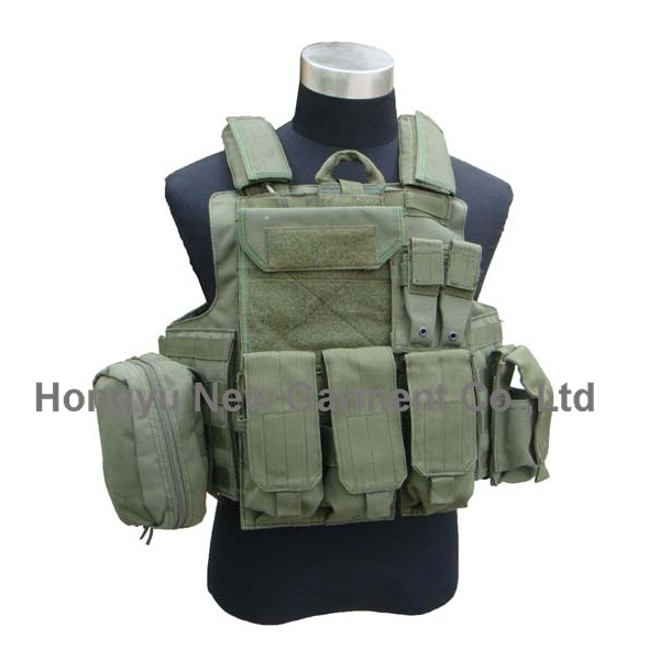 Outdoor Combat Military Tactical Molle Vest