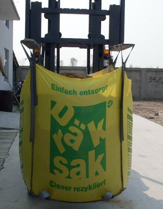 PP Rice Bulk Bag/ Ton Bag/ Container Bag/ FIBC