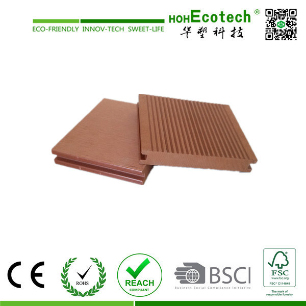 China Supplier for Outdoor Environmental Waterproof WPC Decking