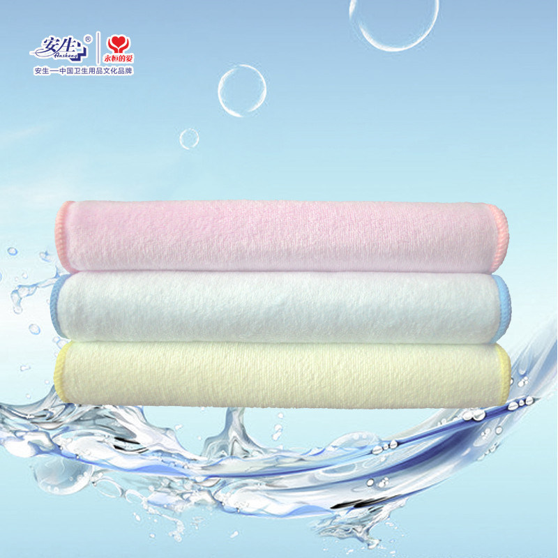 High Quality Baby Cleaning Wet Towel 27X27cm Chemical Free Baby Towel