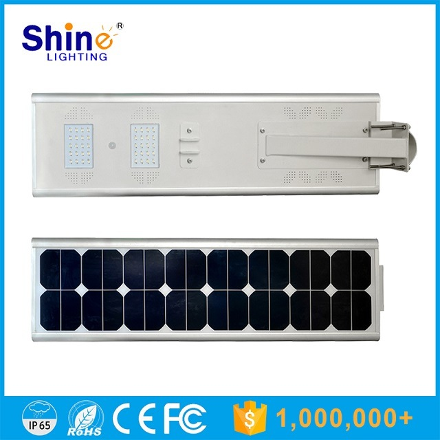 Outdoor Solar Street Light with Motion Sensor