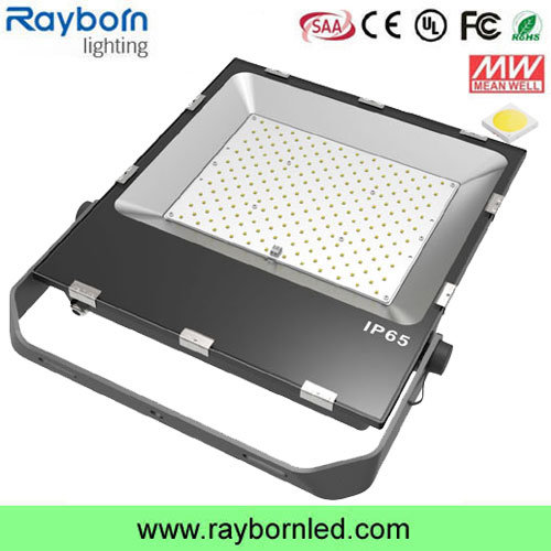 Commercial LED Floodlight 100W 150W 200W Outdoor Parking Lot Lighting
