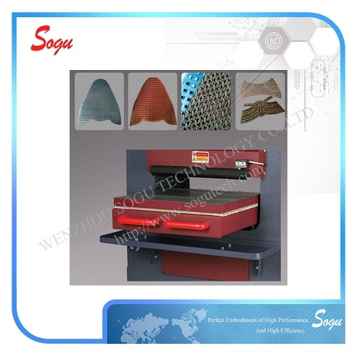150t Hydraulic Shoe Leather Embossing and Perforating Machine