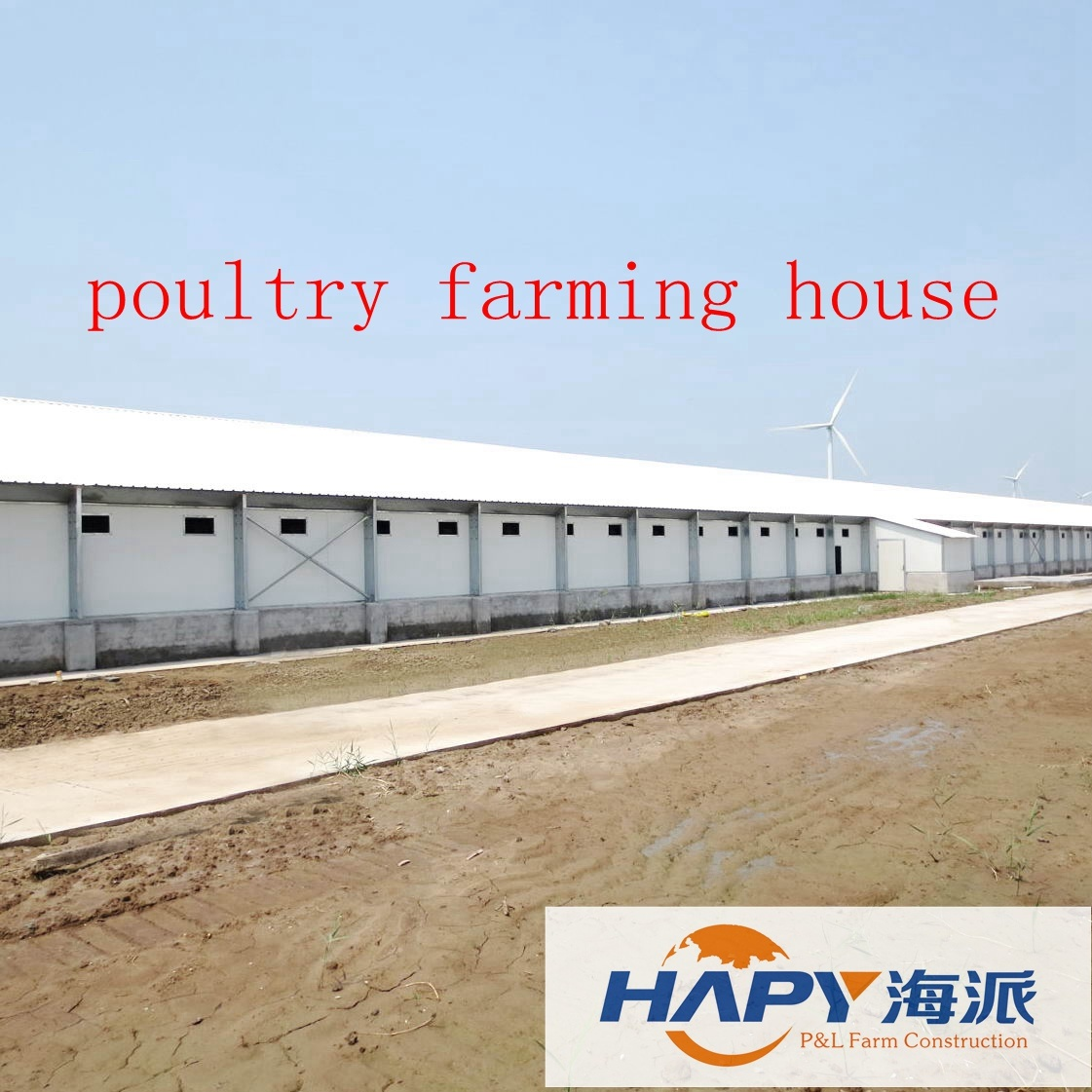 Building Material with Light Steel Structure in Prefabricated House with Low Price and High Quality