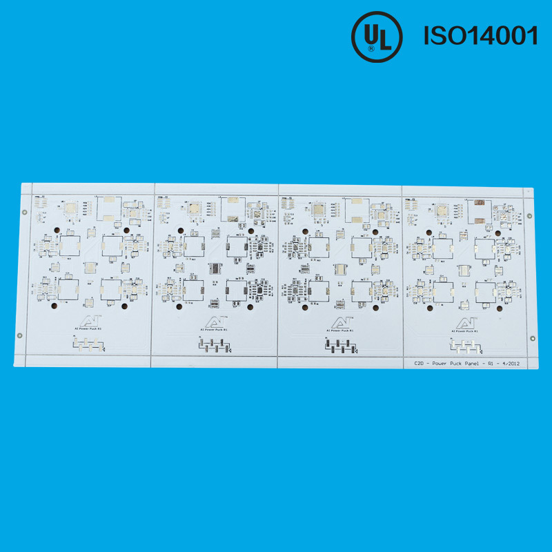 High Power MCPCB with Lead Free HASL