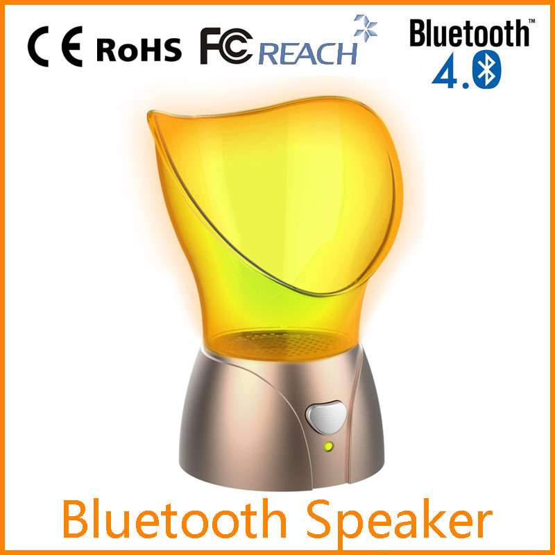 CE Certificate Bluetooth LED Speaker with Super Bass Sound