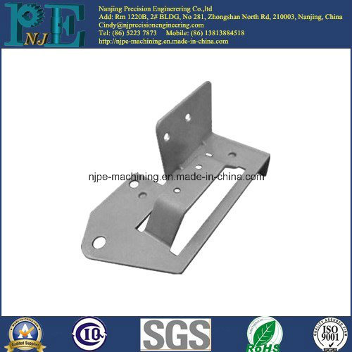 Fine Demand Steel Stamping Custom Metal Sheet