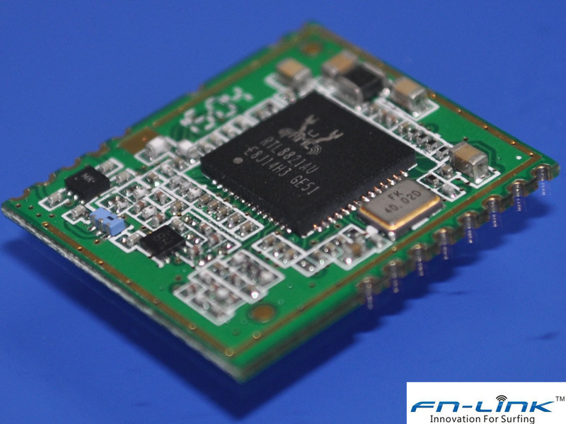 11AC 1T/1R WLAN + Bt 2.1/3.0/4.0 USB Module RTL8821AU