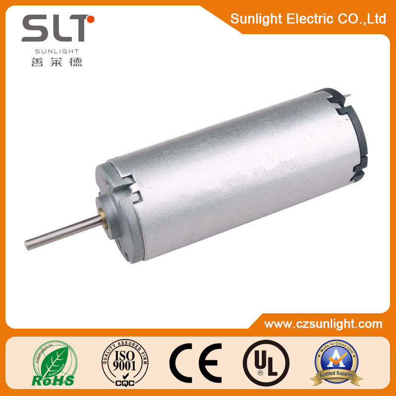 Electric Brushed DC Servo Motor with 8100 No Load Speed