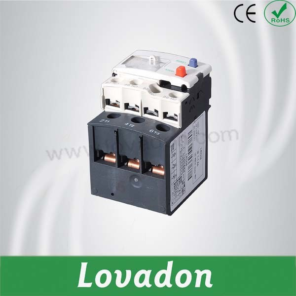 High Quality Electromagnetic Lrd Thermal Relay