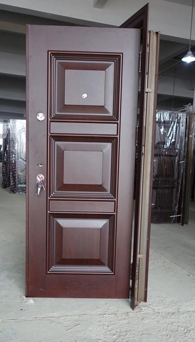 High Quality Steel Secuirty Door