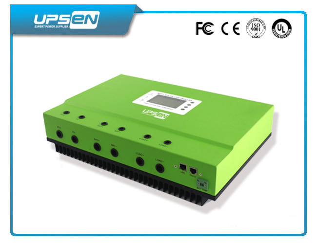 MPPT Solar Charger Controller 12V 24V 48VDC 10AMP - 100AMP