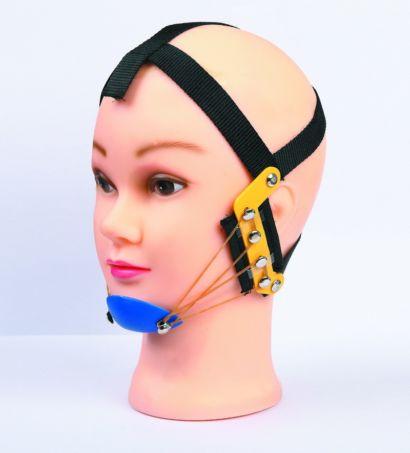 Orthodontic United Headgear with Chin Cap