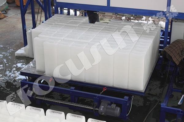 Shanghai Factory Price High Quality Block Ice Making Machine