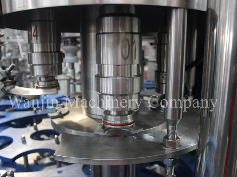 Complete Water Bottling Filling Packaging Plant