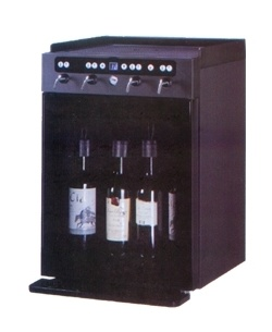4 Bottles Wine Dispenser/ Wine Cooler/Wine Chilller/Wine Cellar/Wine Cabinet (SC-4/A)