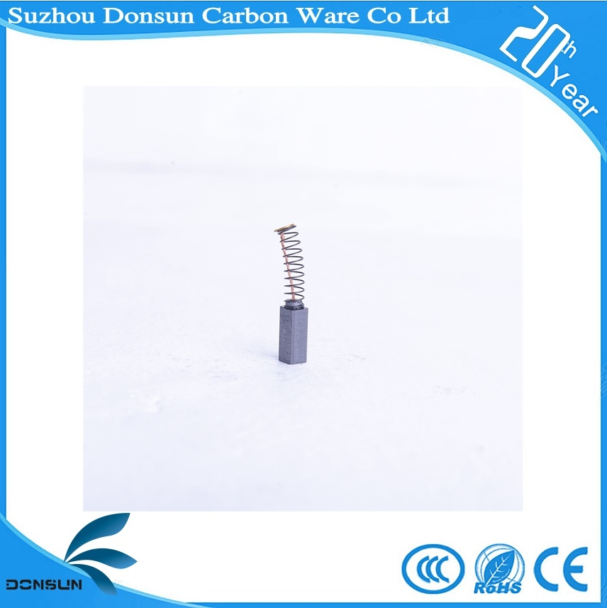 Carbon Brush for Juicer and Soya-Bean Milk Machine