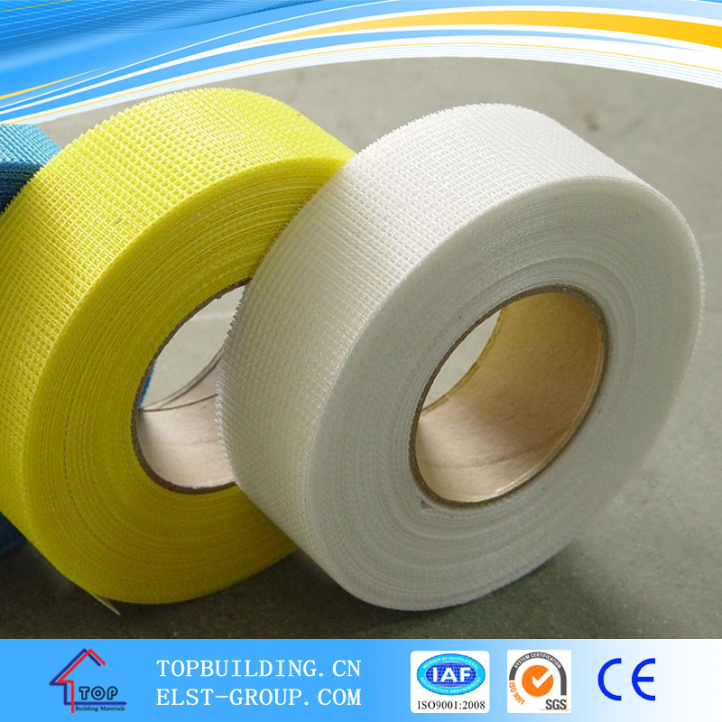 Fiber Glass Joint Tape 50mm*76m/Fiber Mesh Tape/Self Jointing Fiber Glass Tape 160G/M2
