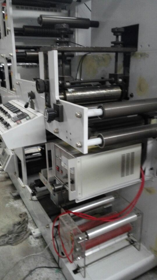 Automatic Flexo Printing Machine (RY-320-6C)