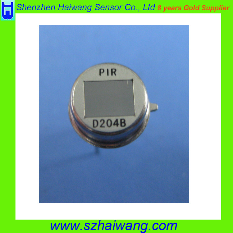 4*5mm D204b PIR Sensor for CCTV Monitoring, Automation Equipment and Alarm Application