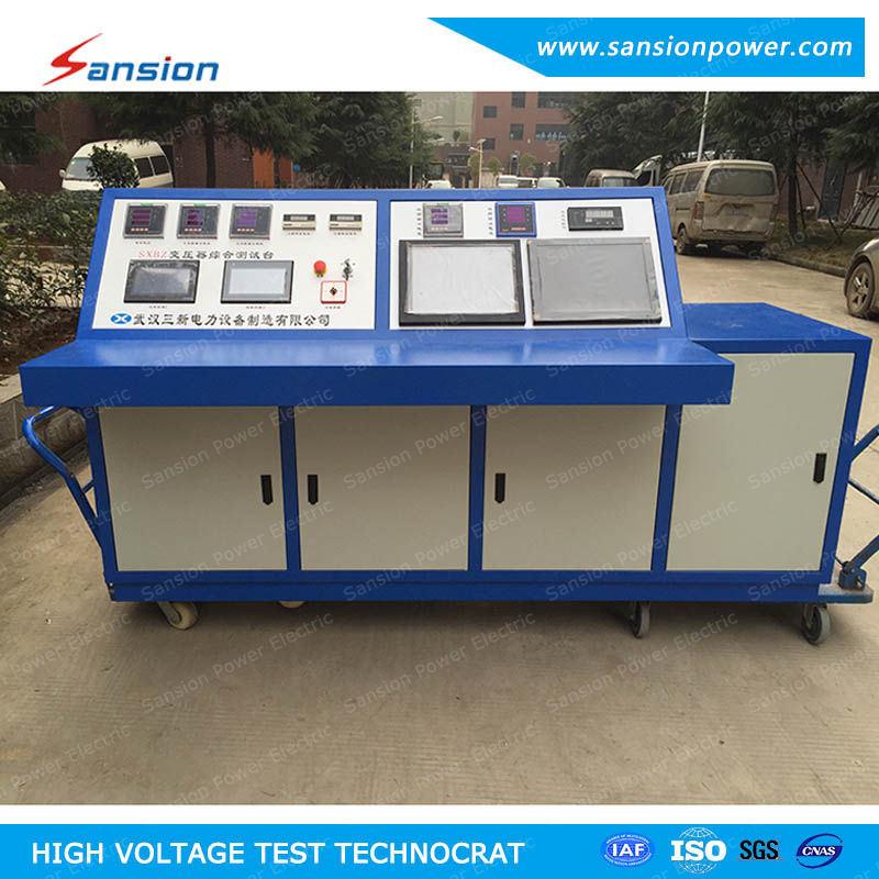 Smart Transformer Testing Panels