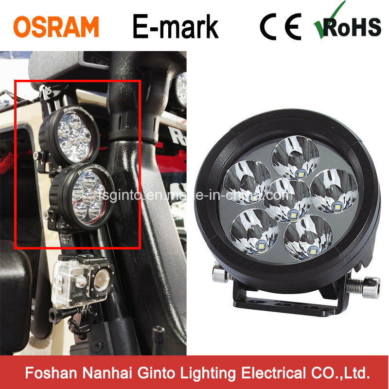 New E-MARK Jeep 18W Osram LED Work Light (GT2009-18W)