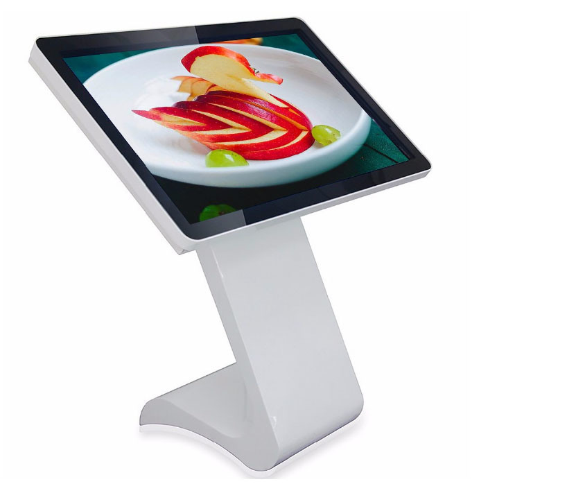 22 Inch to 65 Inch Touch Interactive Screen All in One Kiosk