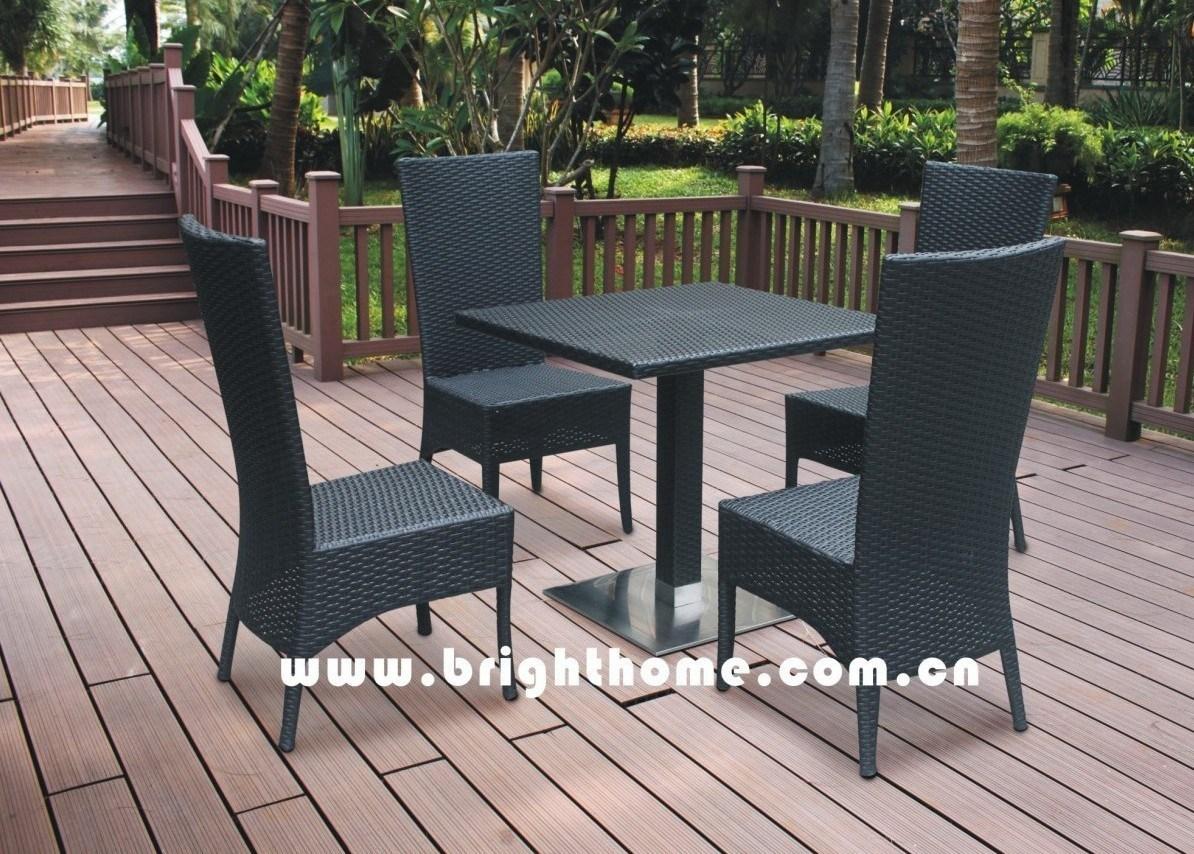 Good Outdoor Furniture/PE Rattan Furniture/Dining Set/ Wick Furniture/Garden  Furniture