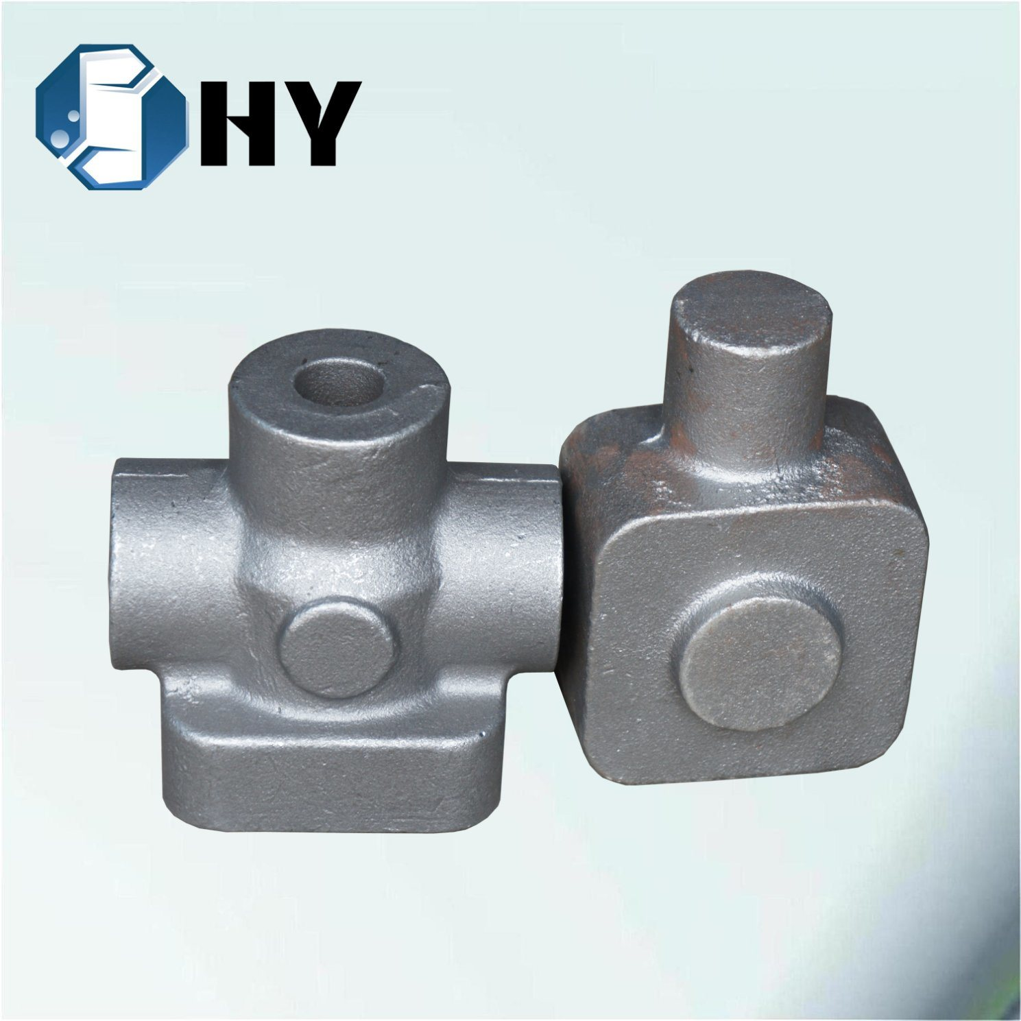 Impeller Axle Vermicular Cast Iron Marine parts Resin Sand Casting