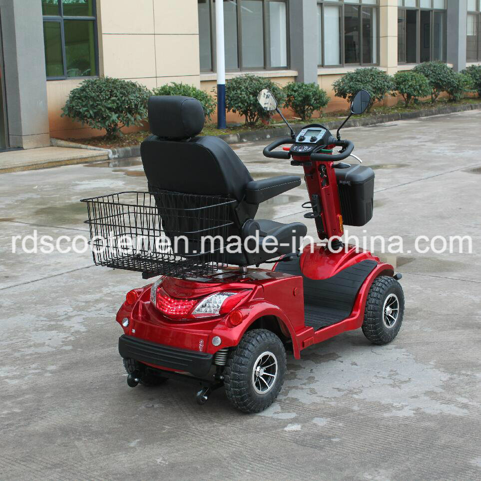 Outdoor Mobility Scooter 1400W Ce Certificate