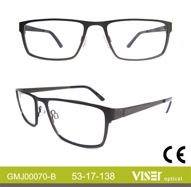 New Design Metal Optical Frames Glasses (70-B)