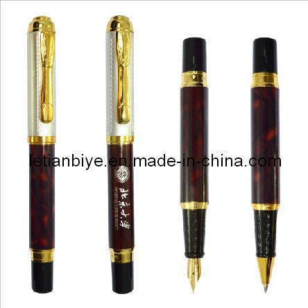 Gift Pen Set, Fountain Pen and Roller Pen (LT-C515)