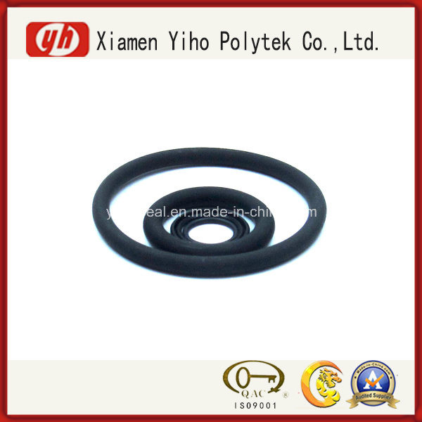 Factory Supply Silicone O Rings with RoHS SGS ISO9001